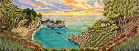 Big Sur Panorama