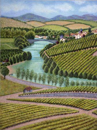 River of Champagne