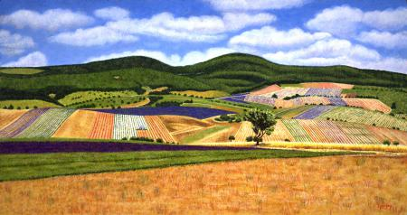 Patchwork in Provence