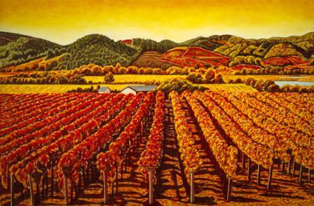 Rustic Vineyard